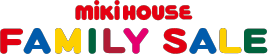 MIKIHOUSE FAMILY SALE